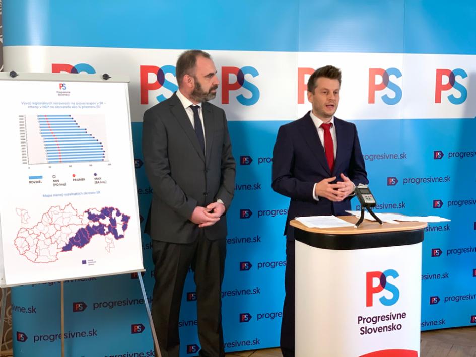 Odvodový bonus ďakuje Progresívnemu Slovensku za podporu